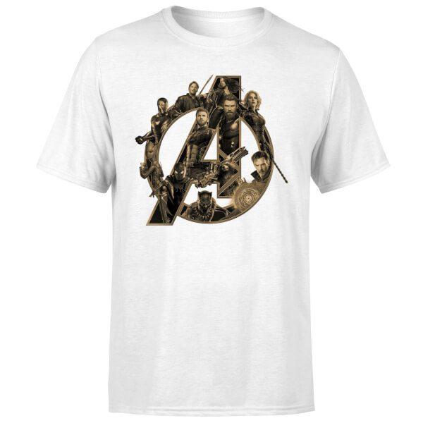 Marvel Avengers Infinity War tshirtMarvel Avengers Infinity War tshirt