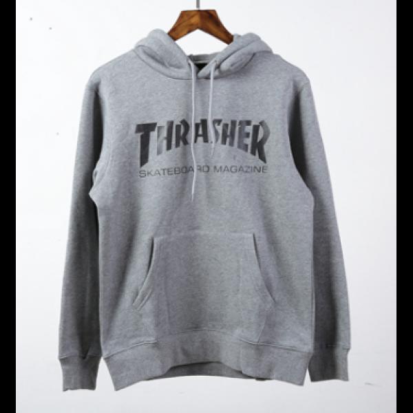 thrasher skateboard magazine hooded sweatshirt