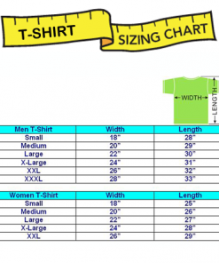 tshirt sizing chart copy