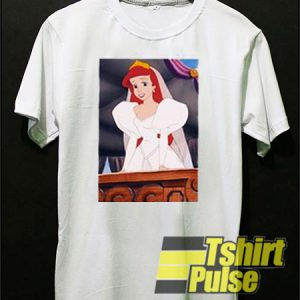 Ariel Mermaid Princess t-shirt for men and women tshirt
