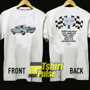 Aleena Motor Show 1984 t-shirt for men and women tshirt