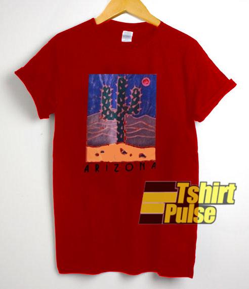 Arizona Art t-shirt for men and women tshirt