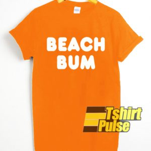 Beach Bum t-shirt for men and women tshirt