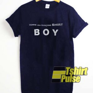 Comme Des Garcons Shirt BOY t-shirt for men and women tshirt