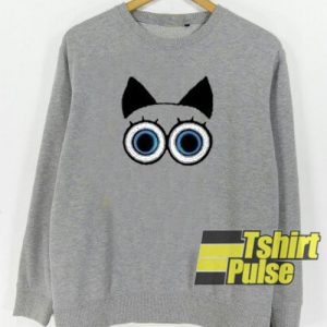 Faces Eyes Ears sweatshirt