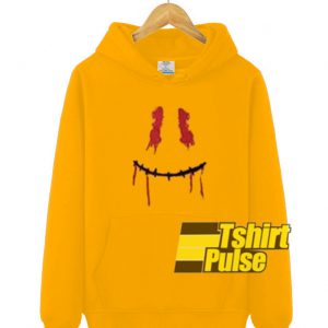 Halloween Smiley Face hooded sweatshirt clothing unisex hoodie