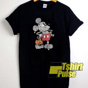 Mickey Mouse Mummy t-shirt for men and women tshirt