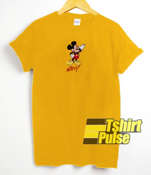 Mickey Mouse t-shirt for men and women tshirt
