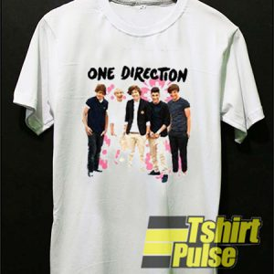 One Direction Cover t-shirt for men and women tshirt