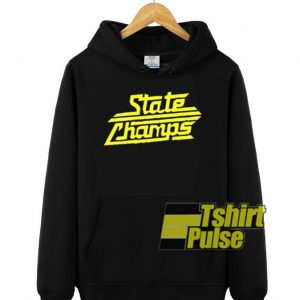 State Champs hooded sweatshirt clothing unisex hoodie