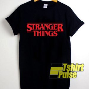 Stranger Things t-shirt for men and women tshirt