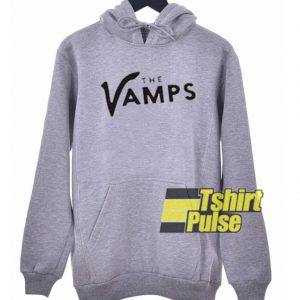 The Vamps hooded sweatshirt clothing unisex hoodie