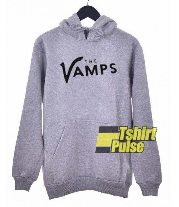 The Vamps hooded sweatshirt clothing unisex hoodie