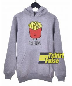 Best Friend Potatoes hooded sweatshirt clothing unisex hoodie on sale