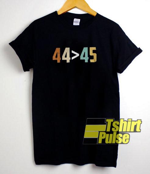 44 45 t-shirt for men and women tshirt
