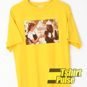 Clueless Photo t-shirt for men and women tshirt