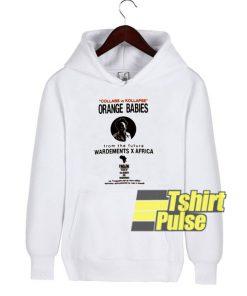 Collabs Vs Kollapse Orange Babies hooded sweatshirt clothing unisex
