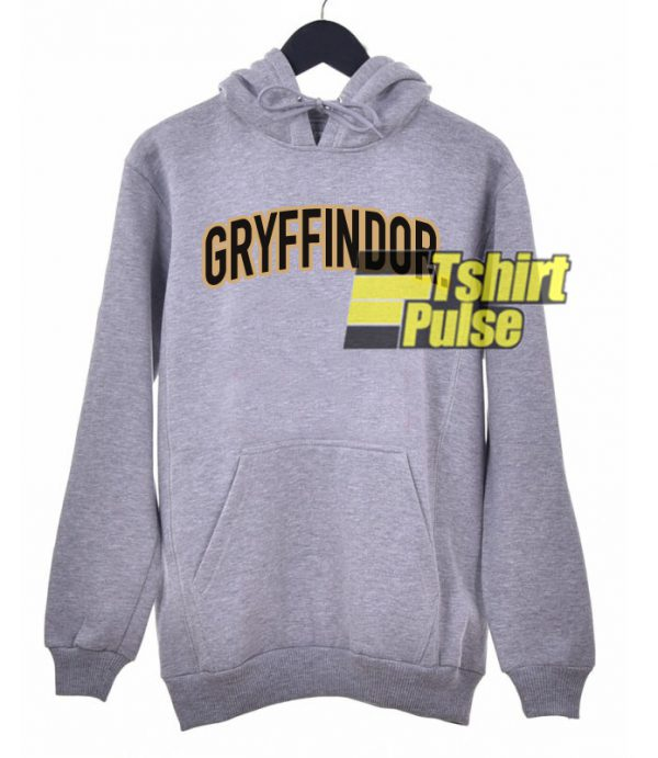 Griffindor Printed hooded sweatshirt clothing unisex hoodie