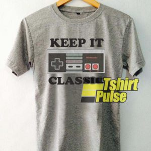 Keep It Classic t-shirt for men and women tshirt