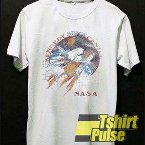 Kennedy Space Center t-shirt for men and women tshirt