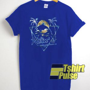 Killin' It Dolphin Vintage t-shirt for men and women tshirt