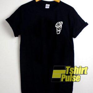 Mushroom Art t-shirt for men and women tshirt