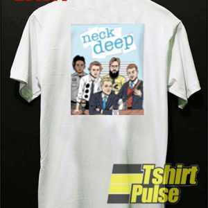 Neck Deep The Office t-shirt for men and women tshirt