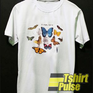 Panama Butterfly t-shirt for men and women tshirt