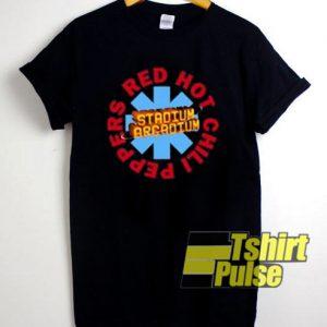Red Hot Chili Peppers Stadium Arcadium t-shirt for men and women tshirt