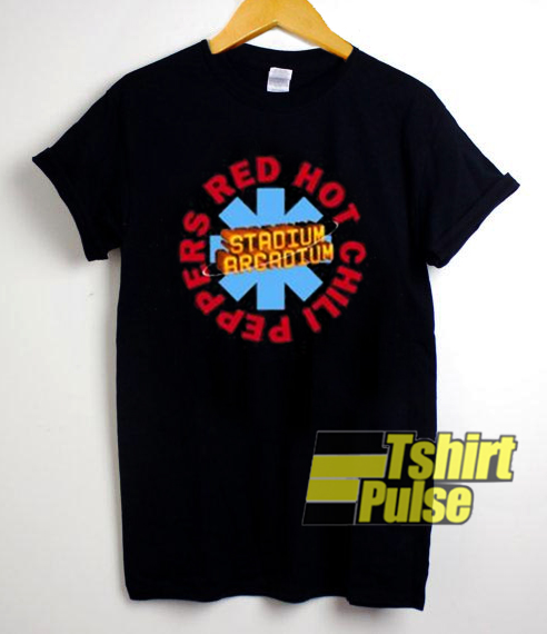 Red Hot Chili Peppers Stadium Arcadium t-shirt for men and women tshirt