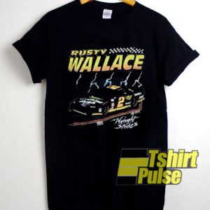 Rusty Wallace t-shirt for men and women tshirt