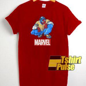 Spiderman Marvel t-shirt for men and women tshirt