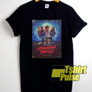 Stranger Things Poster t-shirt for men and women tshirt