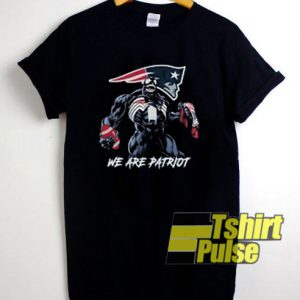 Venom We Are Patriot t-shirt for men and women tshirt