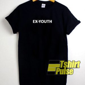 EX Youth t-shirt for men and women tshirt
