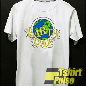 Earth Day t-shirt for men and women tshirt