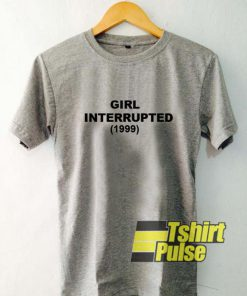 Girl Interrupted 1999 t-shirt for men and women tshirt