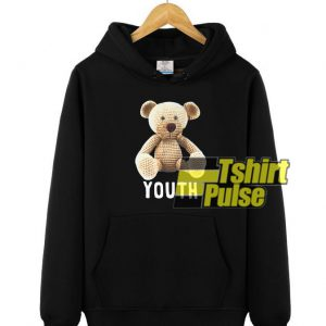 Teddy Bear Youth hooded sweatshirt clothing unisex