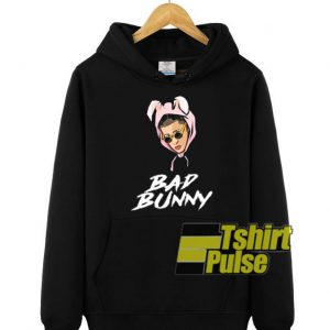 Bad bunny Unisex Pullover hooded sweatshirt clothing unisex hoodie