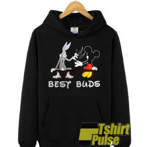 Best Budsh hooded sweatshirt clothing unisex hoodie
