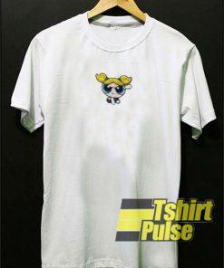 Bubble Powerpuff Girls t-shirt for men and women tshirt