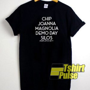 Chip Joanna Magnolia t-shirt for men and women tshirt