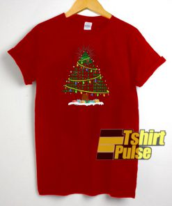 Christmas Tree t-shirt for men and women tshirt
