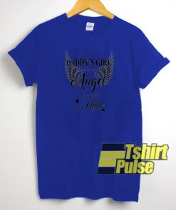 Daddy's girl t-shirt for men and women tshirt