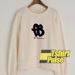 Fubu Logos Style sweatshirt