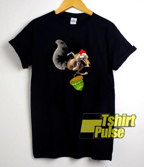 Ice Age Scrat t-shirt for men and women tshirt