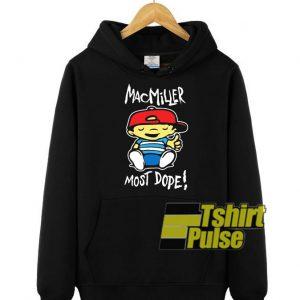 Mac Miller Most Dope Since hooded sweatshirt clothing unisex hoodie