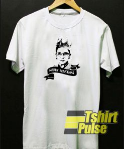 Merry Resistmas t-shirt for men and women tshirt