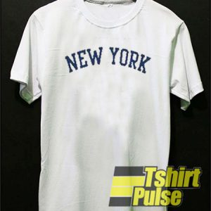Newyork t-shirt for men and women tshirt