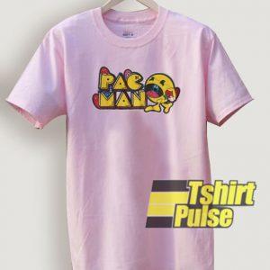 Pac Man t-shirt for men and women tshirt
